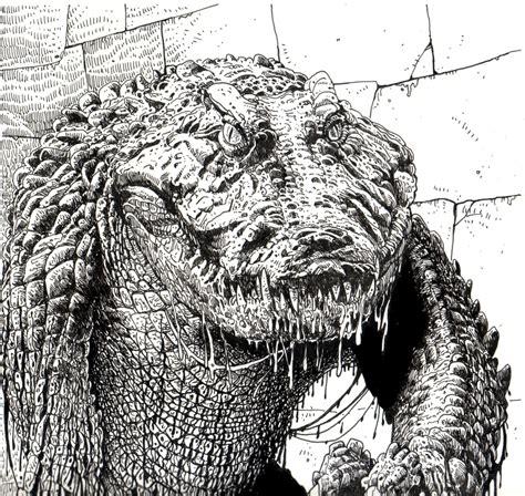 Dungeon Smashing Empire: ALLIGATOR/CROCODILE MEN