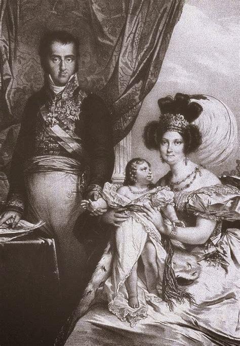 Duques de Riánsares.: AÑO 1833. TESTAMENTO DE FERNANDO VII.