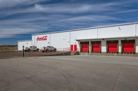 Durango Coca Cola Office & Warehouse | Big D Construction