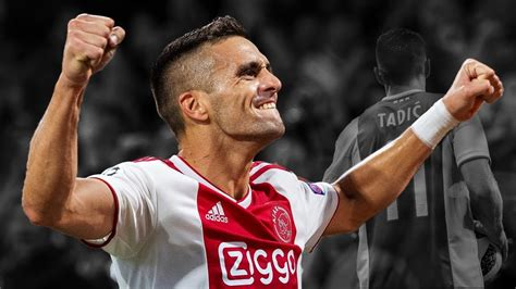 Dušan Tadić Goals and Skills 2018   2019 HD   YouTube