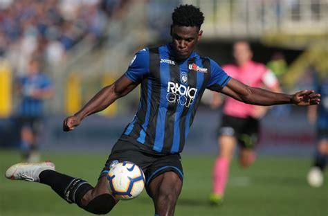 Duvan Zapata, Atalanta's hoop op Champions League ...
