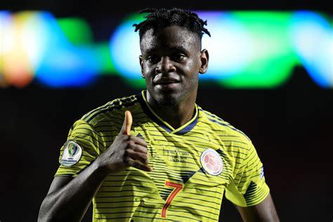 Duvan Zapata: The Colombian Predator of the Copa America