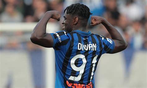Duvan Zapata vince il premio POTM | Report Calcio