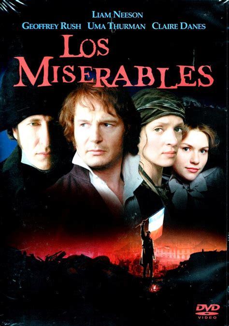 Dvd Los Miserables   Les Miserables   1998   Bille August ...