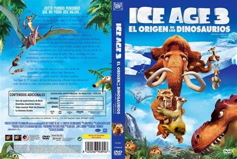 DVD MOVIES: La era del Hielo 3, el origen de los Dinosaurios