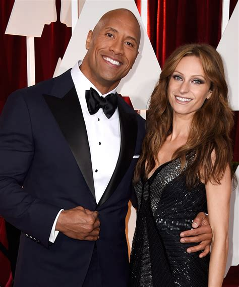 Dwayne Johnson And Girlfriend Welcome Daughter | InStyle.com