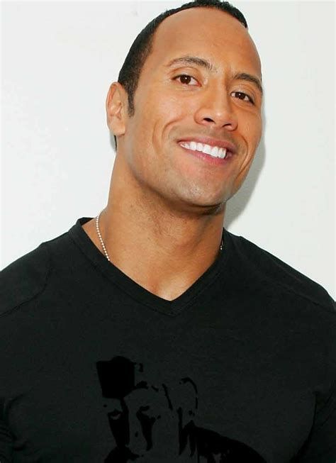 Dwayne Johnson Favorite Things Color Food Music Football ...