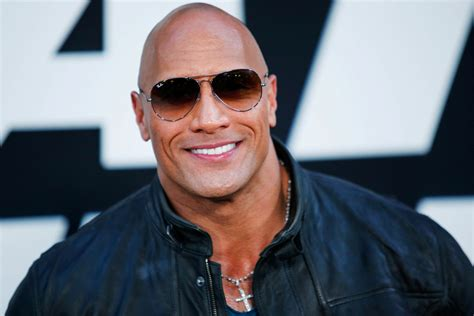 Dwayne Johnson: Feminist, future president, hydration fan ...