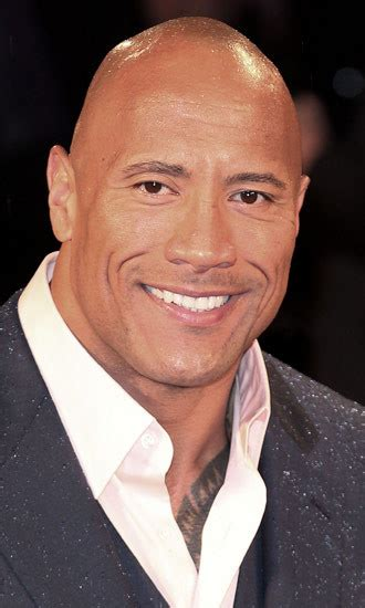 Dwayne Johnson   Hollywood Life