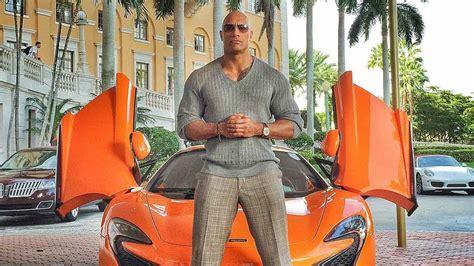 Dwayne Johnson named world s highest paid actor | Movie ...
