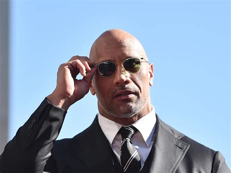 Dwayne Johnson opens up about depression:  I was crying ...
