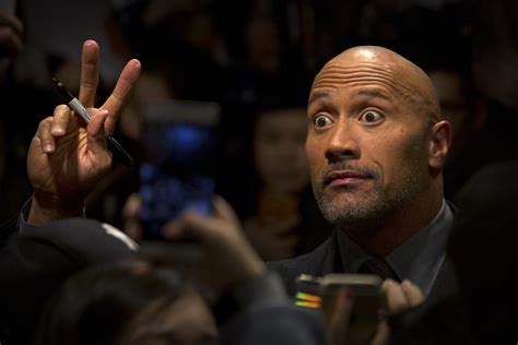 Dwayne Johnson opens up about depression: 'I was crying ...