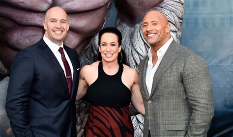 Dwayne Johnson Pic 'Fighting With My Family' To Make World ...