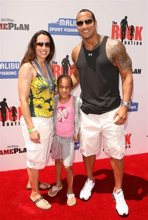 Dwayne Johnson s Cutest Family Pictures | POPSUGAR ...
