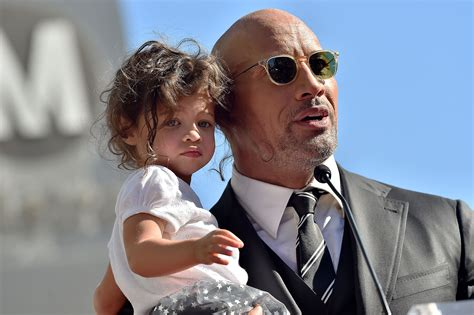 Dwayne Johnson s Daughter Had Health Scare Sending Her to ...