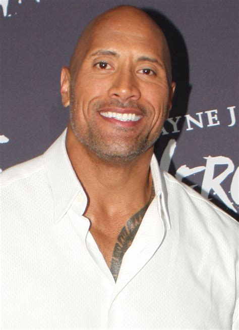 Dwayne Johnson – Wikipedia
