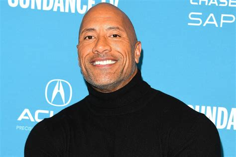 Dwayne Johnson Says He Was the  First Choice  to Host the ...