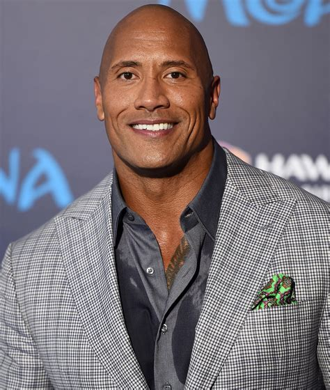 Dwayne Johnson Says We Was  Crying Constantly  as He Opens ...