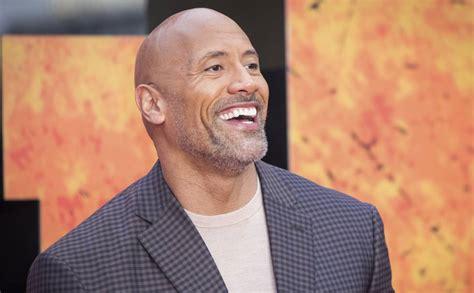 Dwayne Johnson, 'La Roca': la imagen más tierna del actor ...