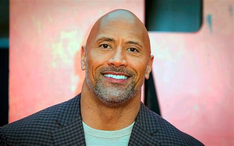 "Dwayne ""The Rock"" Johnson Calls His Friend With Down ..."