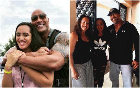 Dwayne 'The Rock' Johnson Family; WWE Champion Wrestler ...