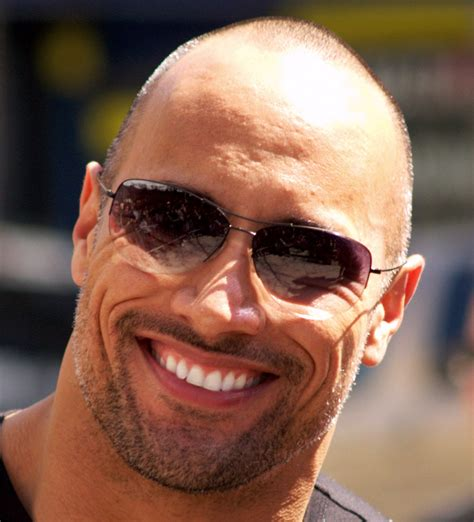 Dwayne The Rock Johnson HairStyle  Men HairStyles    Men ...