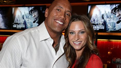 Dwayne  The Rock  Johnson Opens Up About His Girlfriend ...
