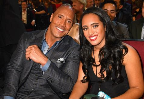 Dwayne  The Rock  Johnson s daughter Simone joins WWE as ...