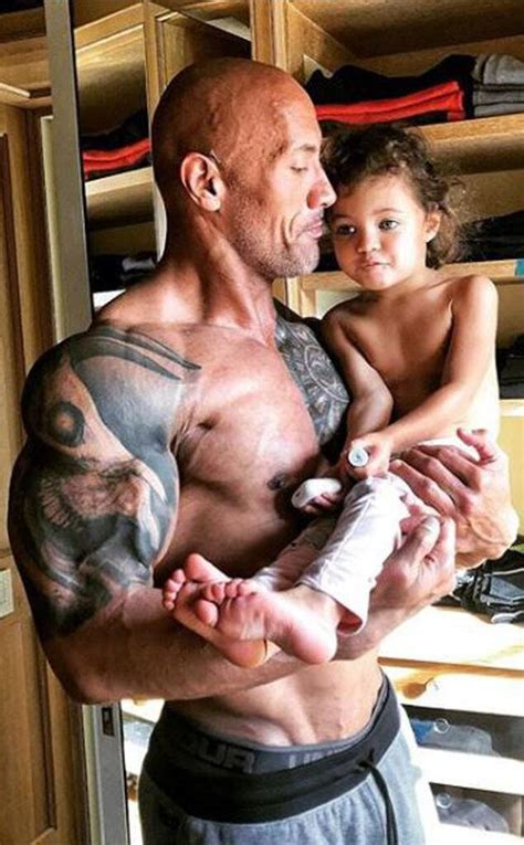 Dwayne  The Rock  Johnson s Tribute to His Daughter Is the ...