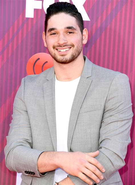 DWTS' Alan Bersten Hasn't Talked to Ex Alexis Ren 'in a While'