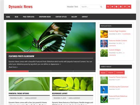 Dynamic News Lite – Tema de WordPress | WordPress.org ...