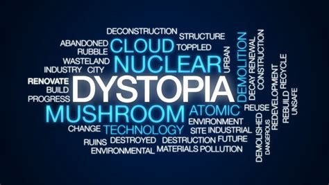 Dystopia definition/meaning