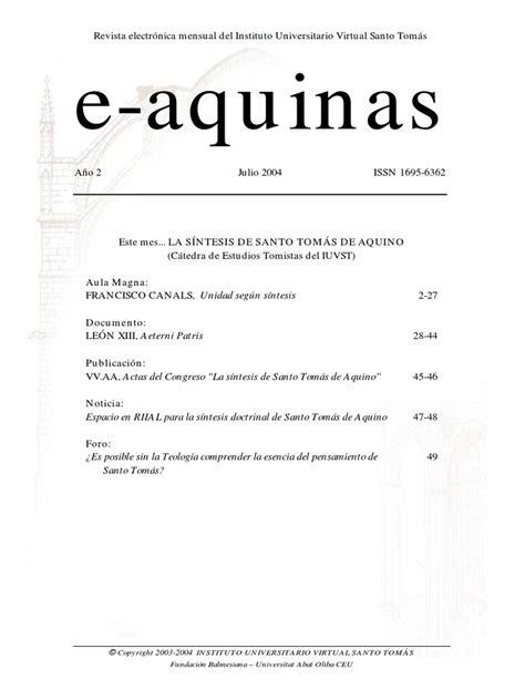e aquinas_la sintesis de santo tomas de aquino_1088761228.pdf