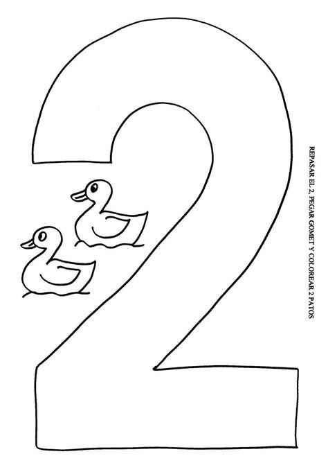 E.I. 3 AÑOS A:  OSITOS : NÚMERO 2