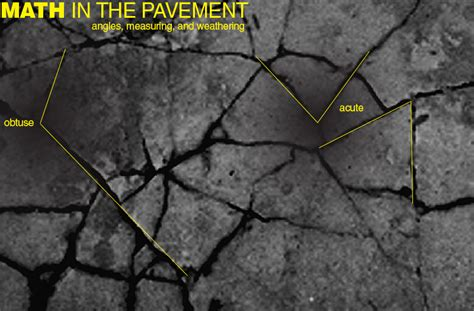 E is for Explore!: Math In The Pavement