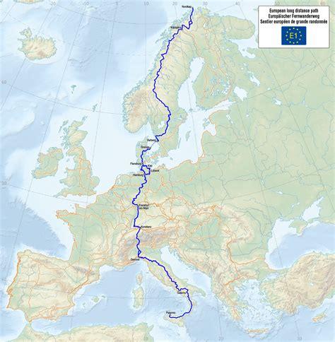 E1 European long distance path   Wikipedia