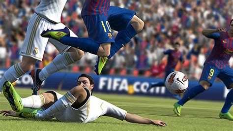 EA Sports developing free to play soccer game for PC   Polygon