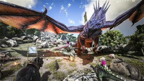 Early Access Version of Ark: Survival Evolved is Not ...