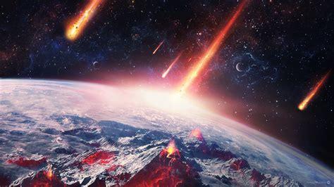 Earth, Meteors, Space, Universe Wallpapers HD / Desktop ...