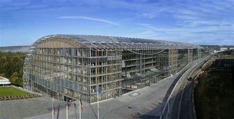 East Building...   European Investment Bank Bürofoto ...