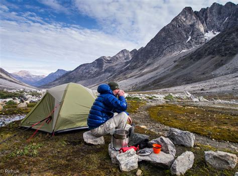 East Greenland Trekking Trip by the Greenland Expedition ...