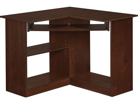 Easy 2 Go 36 Corner Desk, Brown  951572 CC    Walmart.com ...