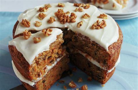 Easy carrot cake with pineapple recipe   goodtoknow