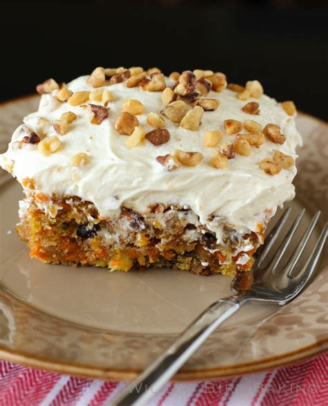 Easy Carrot Cake with Whipped Icing   Willow Bird Baking