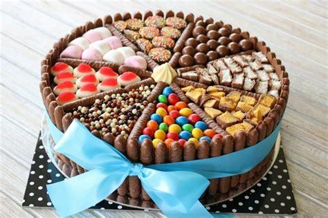 Easy Chocolate Birthday Cake  lollies, chocolates & more ...