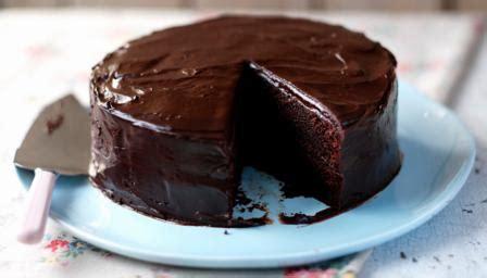 Easy chocolate cake recipe   BBC Food