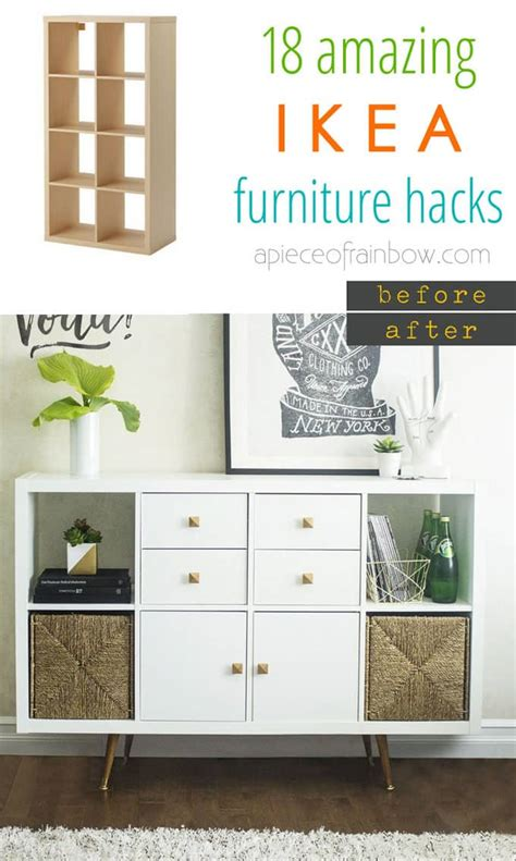 Easy Custom Furniture With 18 Amazing Ikea Hacks   Page 3 ...