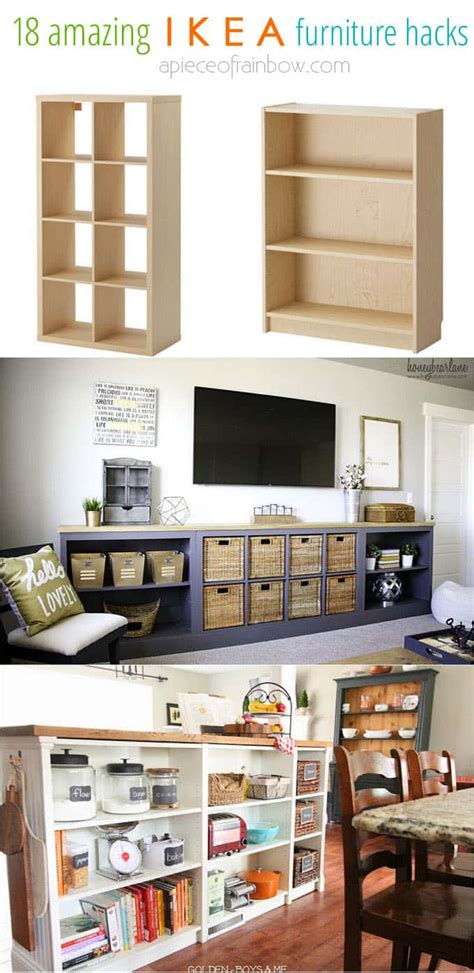 Easy Custom Furniture With 18 Amazing Ikea Hacks   Page 3 ...