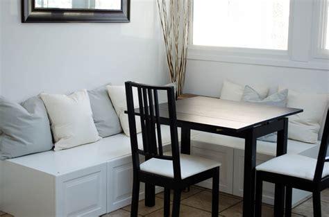 Easy DIY Breakfast Nook   Ikea Hack | Ikea breakfast nook ...