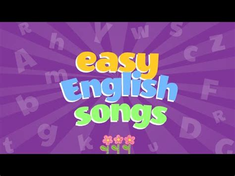 Easy English Songs for Kids Playlist | Children Love to ...